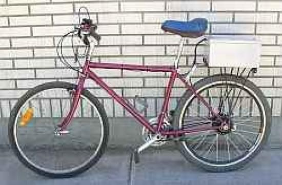 Electric Bicycle Conversion