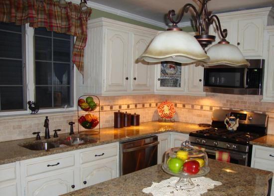 DIY 90's Kitchen Update