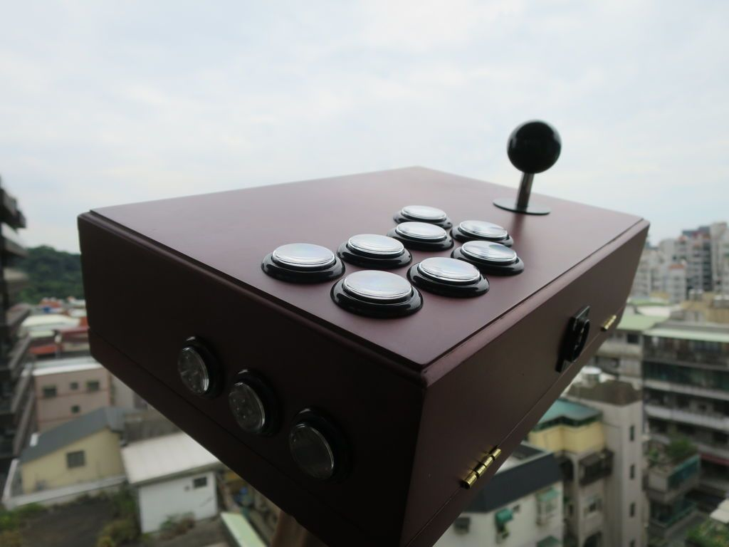 PC/PS3 Arcade Stick : Easy, High Quality & Affordable