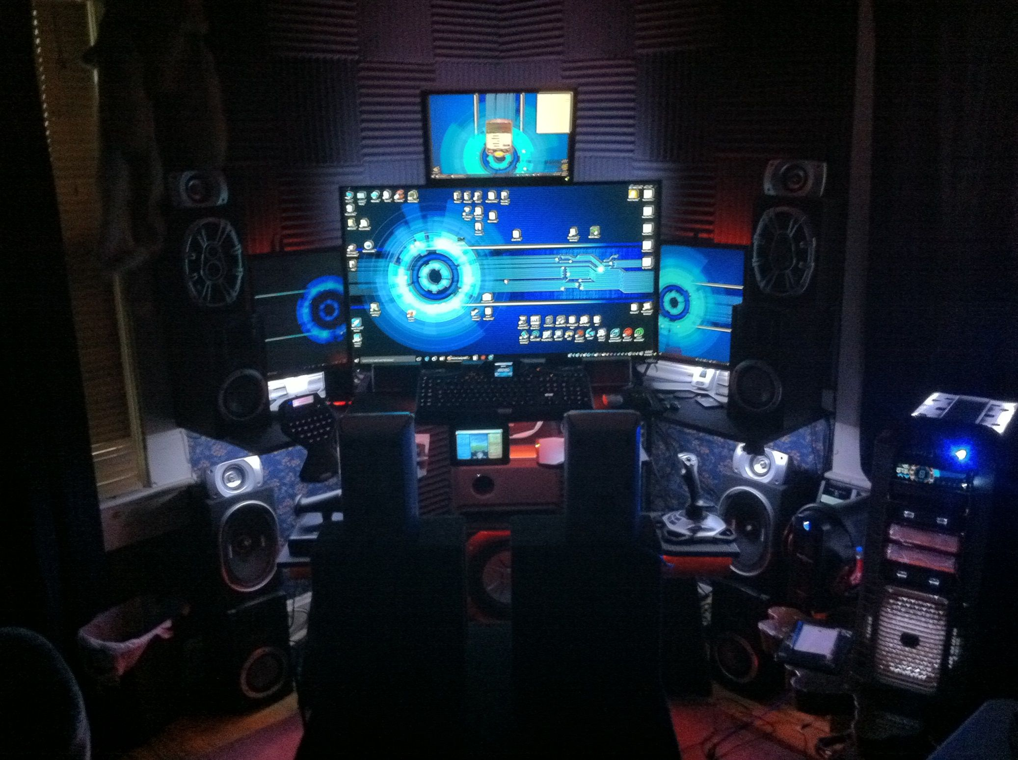 Wire A Car Audio Amp For An Insane Home Audio Setup!